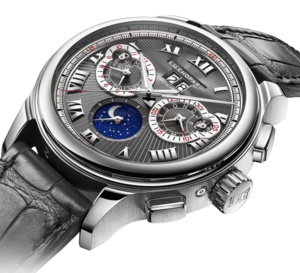 Chopard LUC Perpetual Chrono : temps longs, temps courts !