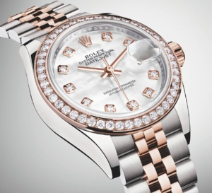 Rolex Lady-Datejust 28 : montre femme par excellence