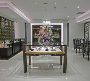 Franck Muller ouvre une boutique exclusive au Myanmar !
