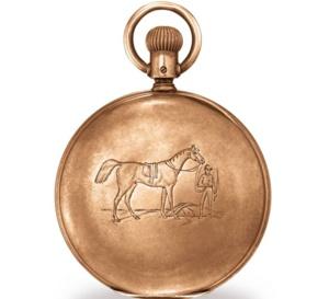 The Longines Equestrian Pocket Watch Jockey 1878