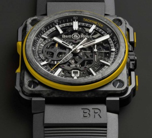 BR-X1 RS16 : pole position pour Bell & Ross