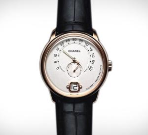 Chanel Monsieur : montre d'hommes