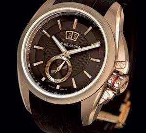 Favre-Leuba soutenu par  la Fondation de la Haute Horlogerie
