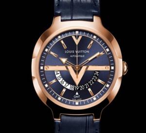 Louis Vuitton : une nouvelle montre GMT