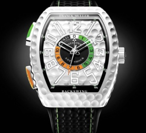 Franck Muller Backswing : montre de golf