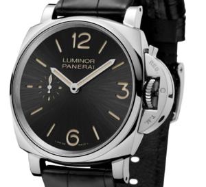 Luminor Due : la montre de ville selon Panerai