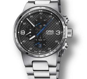 Oris : nouveau chrono Williams