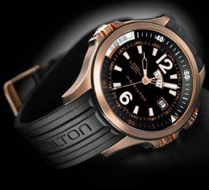 Hamilton Khaki Navy GMT : une montre qui se cale sur les principaux spots « shopping » dans le monde