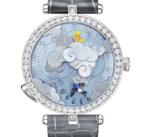 Lady Arpels Ronde des Papillons : ballet ailé horlogers