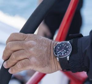 Anonimo dévoile sa Nautilo Sailing Edition à Marseille