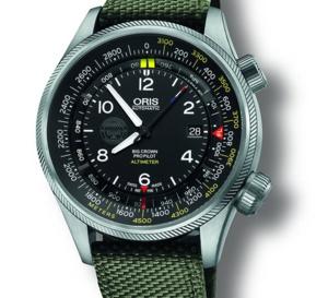 Oris GIGN : montre d'élite