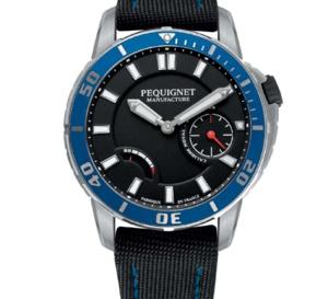 Pequignet Royal 300 : bracelet en Baltimora