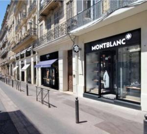 Montblanc s'installe à Marseille
