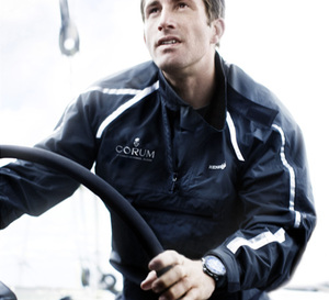 Ben Ainslie : un champion olympique devient ambassadeur de Corum