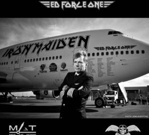 MATWatches : série limitée ED Force One avec Bruce Dickinson
