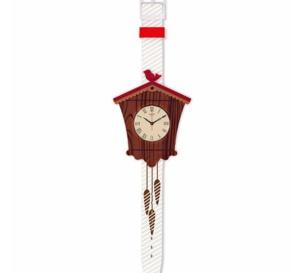 Swatch Urhly : un coucou suisse au poignet