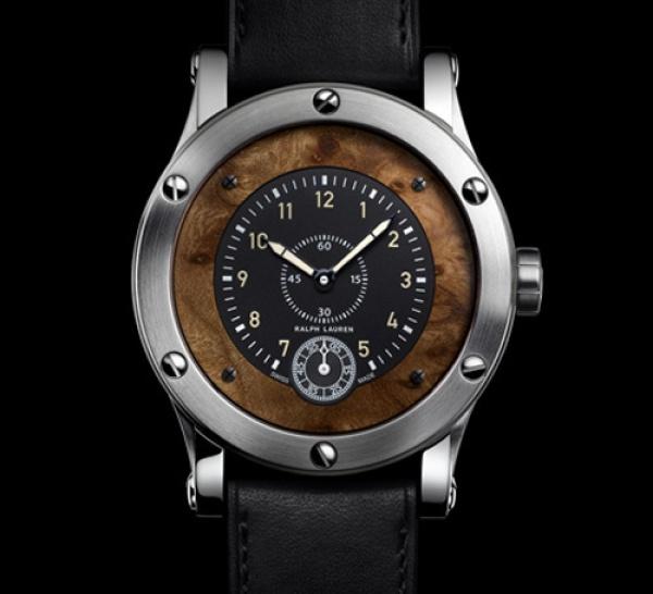 1d016bc3a78e La marque horlogère Ralph Lauren vient de dévoiler en avant-première du  SIHH 2011 la montre Ralph Lauren Sporting. Une pièce élégante et originale,  ...