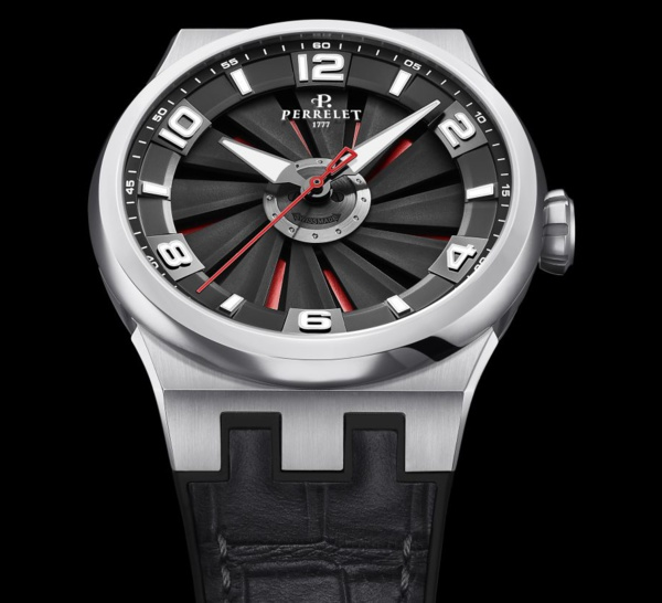 e1ba53bd4a Juin 2009, Perrelet présentait un nouveau modèle de montre : la Turbine.  Dix ans plus tard, la marque suisse relativement silencieuse depuis deux  ans, ...