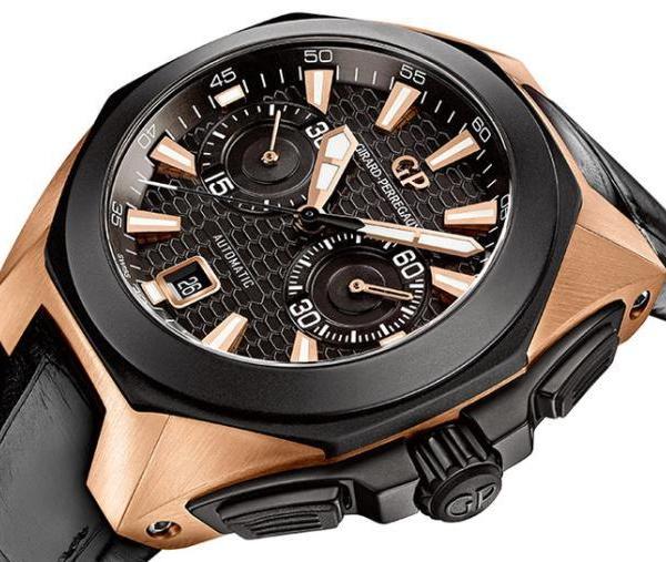 Girard perregaux montres de - Montre de luxe homme ...