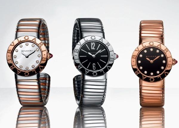 La Bulgari Bulgari Tubogas est un grand classique de l horlogerie féminine…  Cette montre, qui a séduit des générations de femmes revient cette année  dans ... 581763453f6