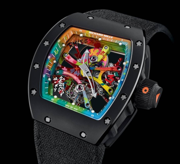 montres richard mille montres de. Black Bedroom Furniture Sets. Home Design Ideas
