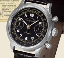 Le chrono Rolex 3525 du caporal Nutting qui servit durant la Grande évasion