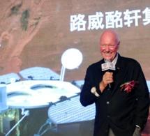 TAG Heuer sur Mars avec les Chinois