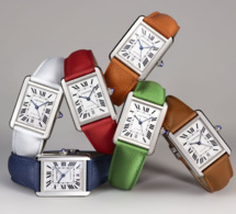 Cartier : lancement de bracelets interchangeables