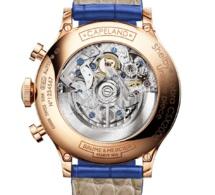 Baume & Mercier : un chrono unique pour l'acquéreur de la Cobra CSX 2000