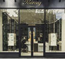 Poiray poursuit le développement de ses points de vente