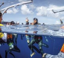 Carlos Coste, un nouveau record du monde en apnée avec son Oris