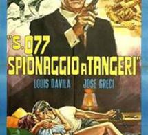 S077 Espionnage à Tanger : George Lazenby porte une Rolex Submariner