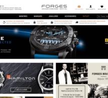 Forges : un tout nouveau site web