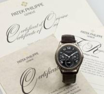 Cornette de Saint--Cyr : vente aux enchères de montres de collection le 5 novembre 2016