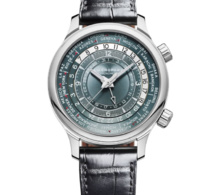Chopard L.U.C. Time Traveler One : splendide voyageuse
