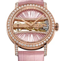 Corum Lady Golden Bridge : ronde et féminine !