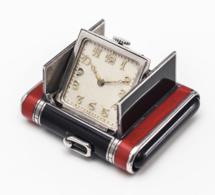 Dunhill, la Captive : montre de poche à découvrir chez Old-time-heure.com