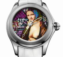Corum Bubble by Elisabetta Fantone : 60 secondes sur la Joconde