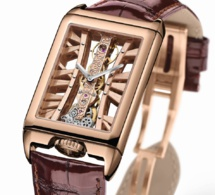 Corum : arrivée de la Golden Bridge Rectangle