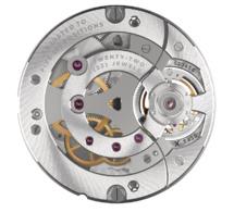 Vaucher : un calibre extra-plat à remontage manuel et tourbillon volant
