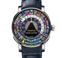 Louis Vuitton Escale Worldtime Bleue
