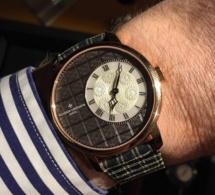 Dandy's night : des bracelets en tissu pour les Vacheron Constantin Elégance Sartorial