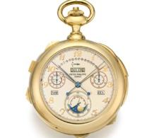"""Sotheby's met en vente la """"Calibre 89"""", la plus compliquée des Patek Philippe"""