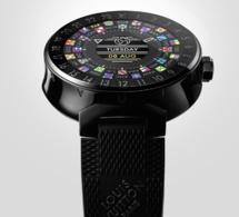 Tambour Horizon : Louis Vuitton lance sa montre connectée orientée voyage