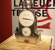 MIH : exposition d'une horloge révolutionnaire créée par l'EPFL