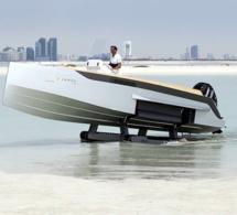 Corum devient amphibie avec Iguana Yachts