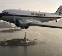 Breitling : le tour du monde en DC-3
