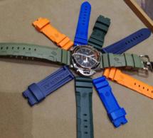 Panerai : des bracelets caoutchouc tout en couleurs