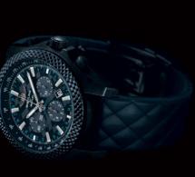 """Breitling for Bentley GT """"Dark Sapphire"""" : série limitée à 500 exemplaires"""