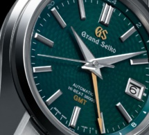 Grand Seiko Hi-Beat 36000 GMT : belle voyageuse nippone